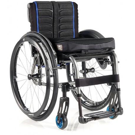 silla de ruedas quickie life r